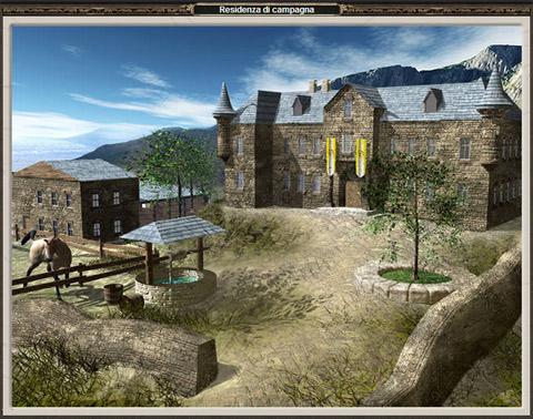 Ambientazione del gioco on line Battle Knight