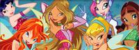 I giochi online gratis del Winx Club da sito ufficiale.