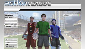 Gioca con il browser game Action League