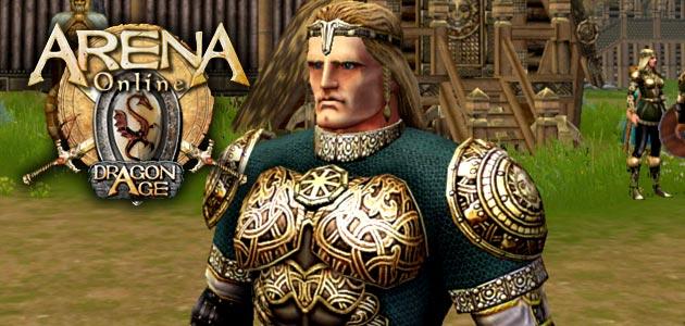 Arena Online, un MMORPG italiano e gratuito.