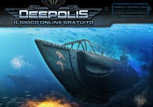 Gioco online Deepolis, un altro gioco Bigpoint