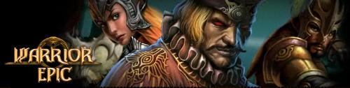 warrior epic, gioco di ruolo