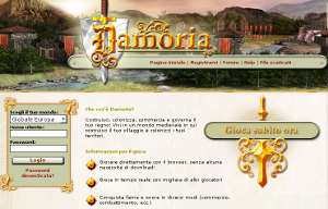 browser game damoria