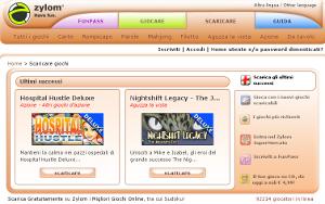 Zylom, giochi per siti.