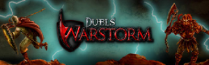 Duels Warstorm.