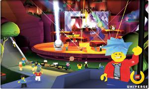 Lego Universe, il gioco online dei Lego.