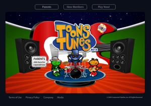 Toons tunes.