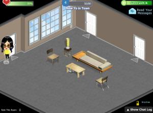 La tua casa virtuale su yoville in facebook for Crea la tua casa virtuale
