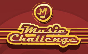 Music Challenge su Facebook.