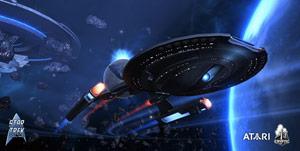 Star Trek online.