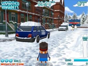 Alla caccia degli snowmen