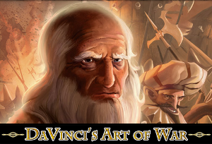 Gioco su Leonardo Da Vinci.