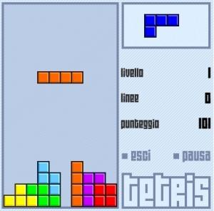 Tetris gratis.