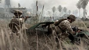 Call of duty modern warfare 2.