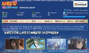 Naruto Shippuden Official