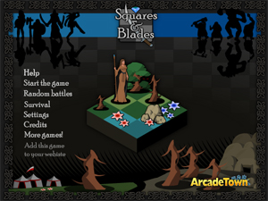 Squares and Blades.