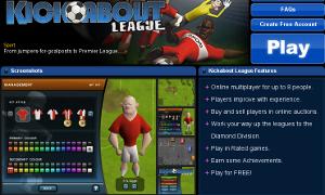Kick About League