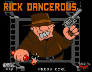 Rick Dangerous.