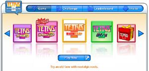Tetris Friends.