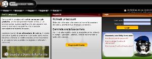 Campionet Manager Online.