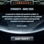 Cybergame, un gioco nel futuro!