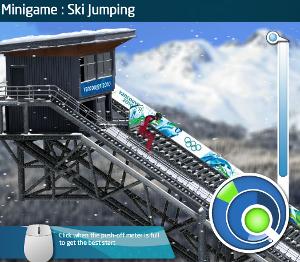 Giochi delle olimpiadi invernali.