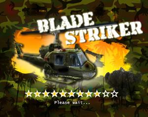 Blade Striker.