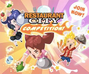Restaurant City.