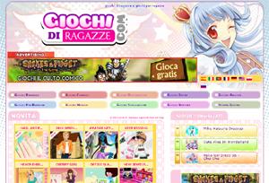 Giochi al femminile gratis online su giochidiragazze.com