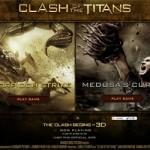 Clash of the Titans, il gioco online!