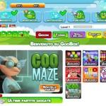 Gobox è una sala giochi online dentro facebbok!