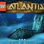 Lego Atlantis è il gioco online di Lego in 3d.
