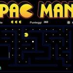 Pac Man online.
