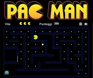 gioco pacman