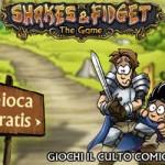 Shakes and fidget, gioco di ruolo comico.