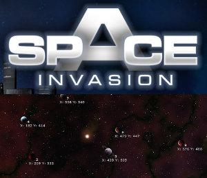 Space invasion, gioco di strategia nello spazio.