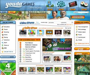 Giochi gratis, online e download su Youda Games.