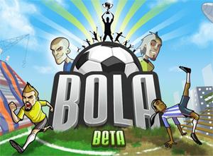 Bola è il gioco di calcio manager su Facebook.