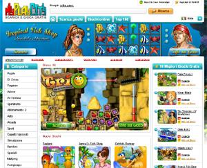 My Play City, la città del divertimento online, sala giochi.
