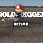 Gold Digger, gioca a cercare l'oro su Netlog.