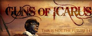 Gioca nei cieli con Guns of Icarus, gratis su Netlog!