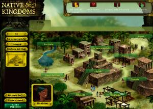 Native Kingdoms è un gioco via browser ambientato ai tempi degli Aztechi.