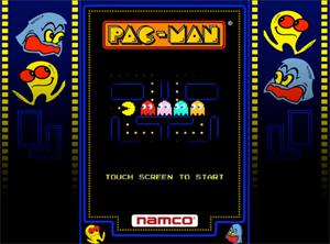 Gioca al vero Pac man con il tuo iPad.