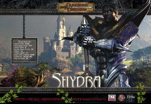 Shydra: Dungeons & Dragons online!