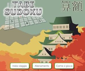 Tabi Sudoku: Viaggio nel Sudoku online.