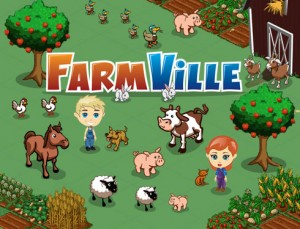 Farmville sbarca su iPhone e su iPad.