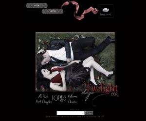 Twilight Saga: il gioco di ruolo online del famoso film.
