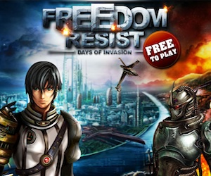 Freedom Resist.