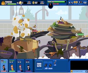 Wild Ones, gioca col vermicello di Worms su Facebook.