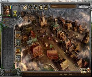 Europe 1400, gioco online medievale via browser.